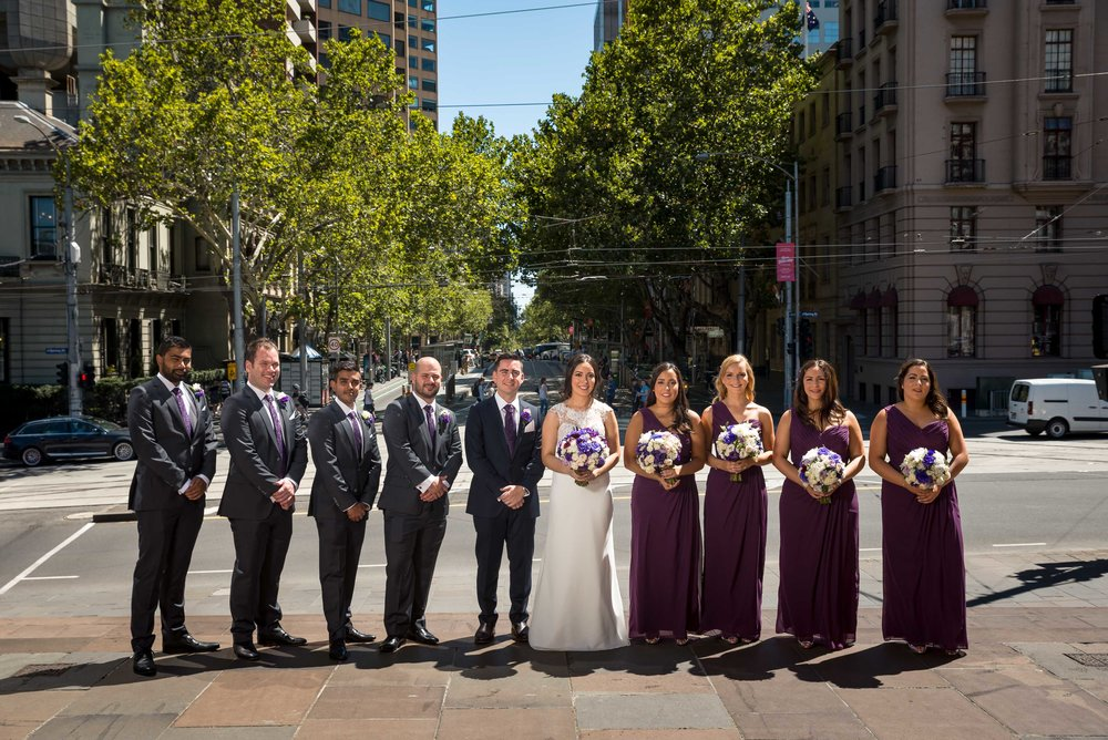 Janet & Peter Iliades Wedding Photography Melbourne - Photograph