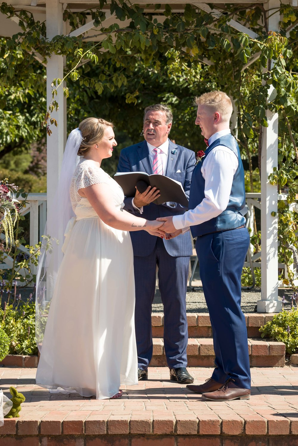 Ellyse & Cameron Howe Wedding Photography Port Melbourne - 18th