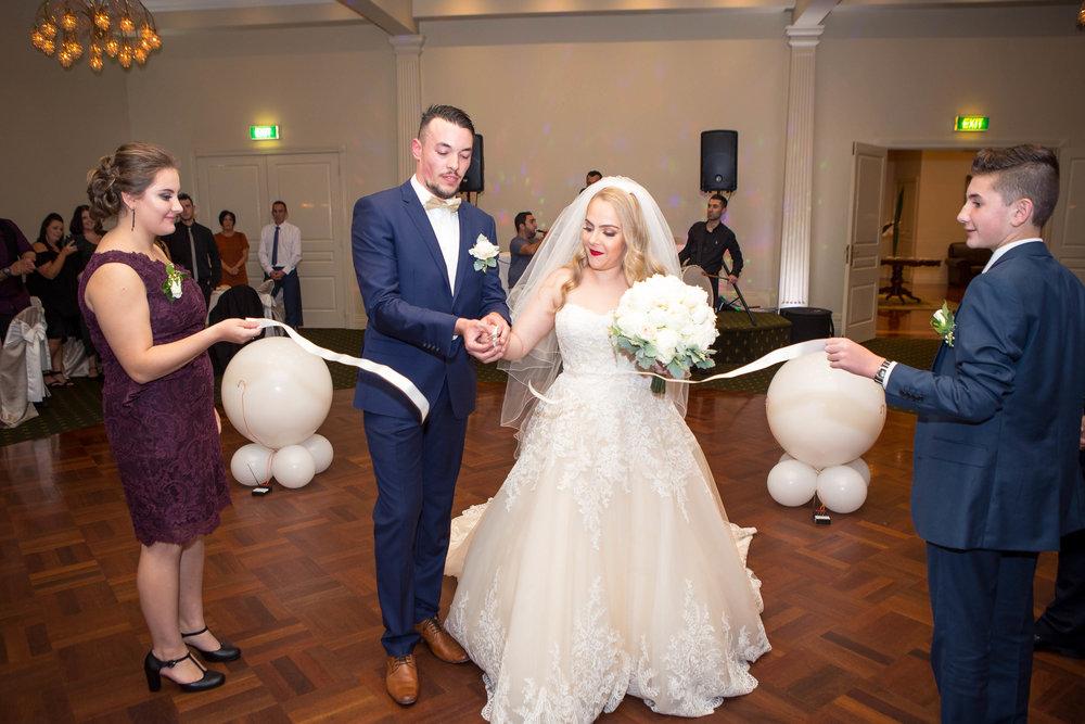 Melda & Jarryd Brincat Wedding Photography @ The Manor On High,