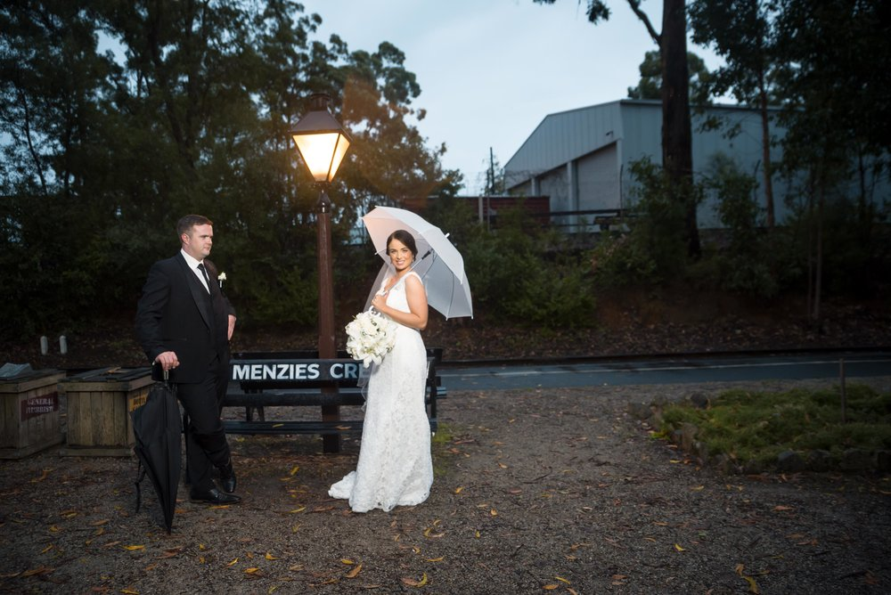 Alyce & Thomas Van Schalm Wedding Photography at Fortnums Restau