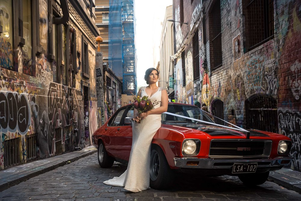 Hosier Lane - Hosier Lane, Melbourne VIC 3000