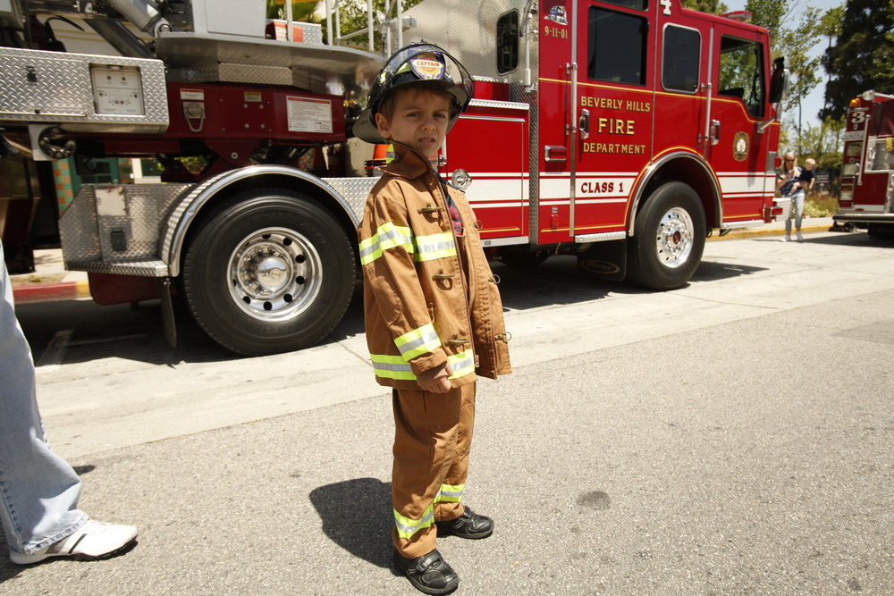 Fire Service Day 2015