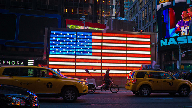 Times Square, USA. Picture copyright: cgc76 on flickr (CC BY-NC-ND 2.0)