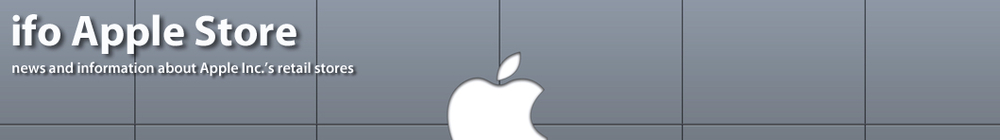 The masthead of ifoAppleStore.com