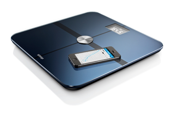 Withings WS-50 Smart Body Analyzer: Image via Withings.com