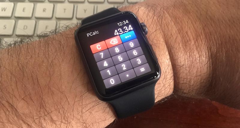 Showdown! Four Apple Watch calculator apps face off