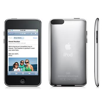 Afbeeldingsresultaat voor ipod touch 3
