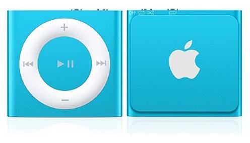 4th generation ipod shuffle