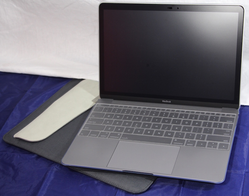 huge selection of e701c b86f7 The Well-Protected MacBook: Moshi's accessory line for the 12-inch ...