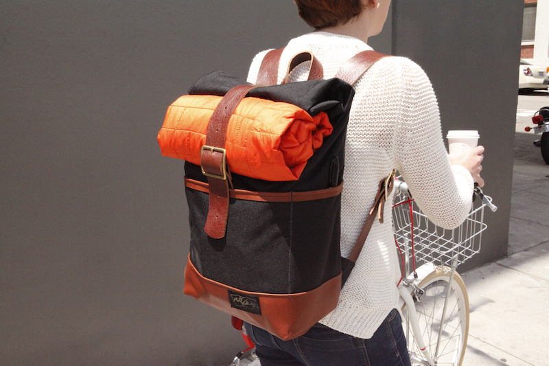 DODOCASE URBAN BACKPACK. IMAGE VIA DODCASE.
