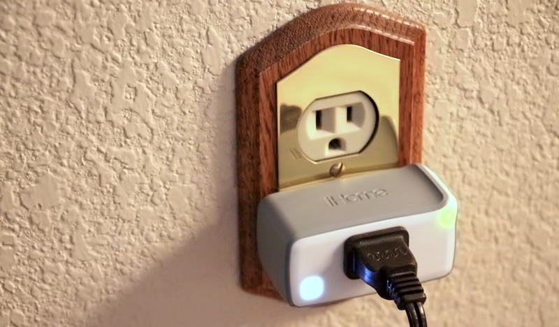 Image result for images of  iHome ISP5 Control Smart Plug