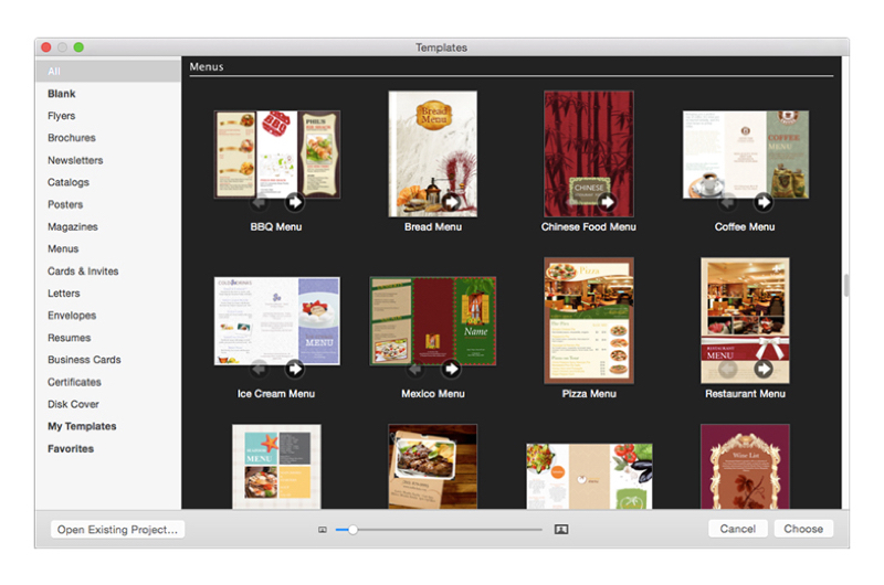 Publisher Plus Is For Those Who Need More Templates Options Than