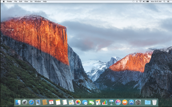 How to use gestures in OS X El Capitan Mail