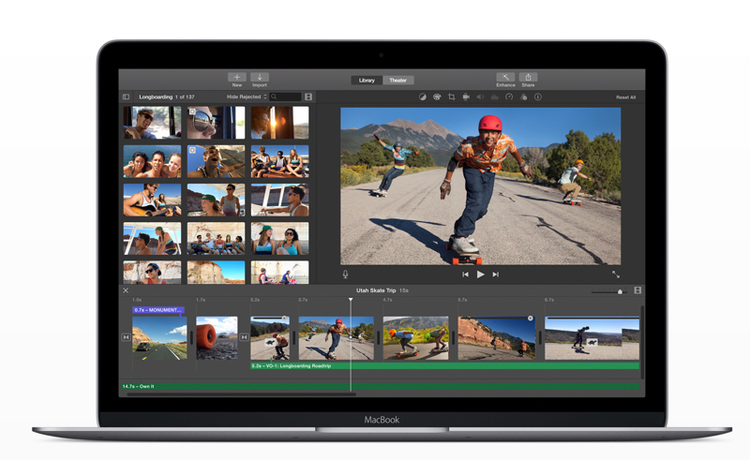 C'mon, Apple, update iMovie for El Capitan (and ALL the