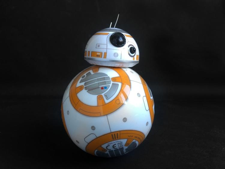 Sphero BB-8 photo by KRystian Kozerawski
