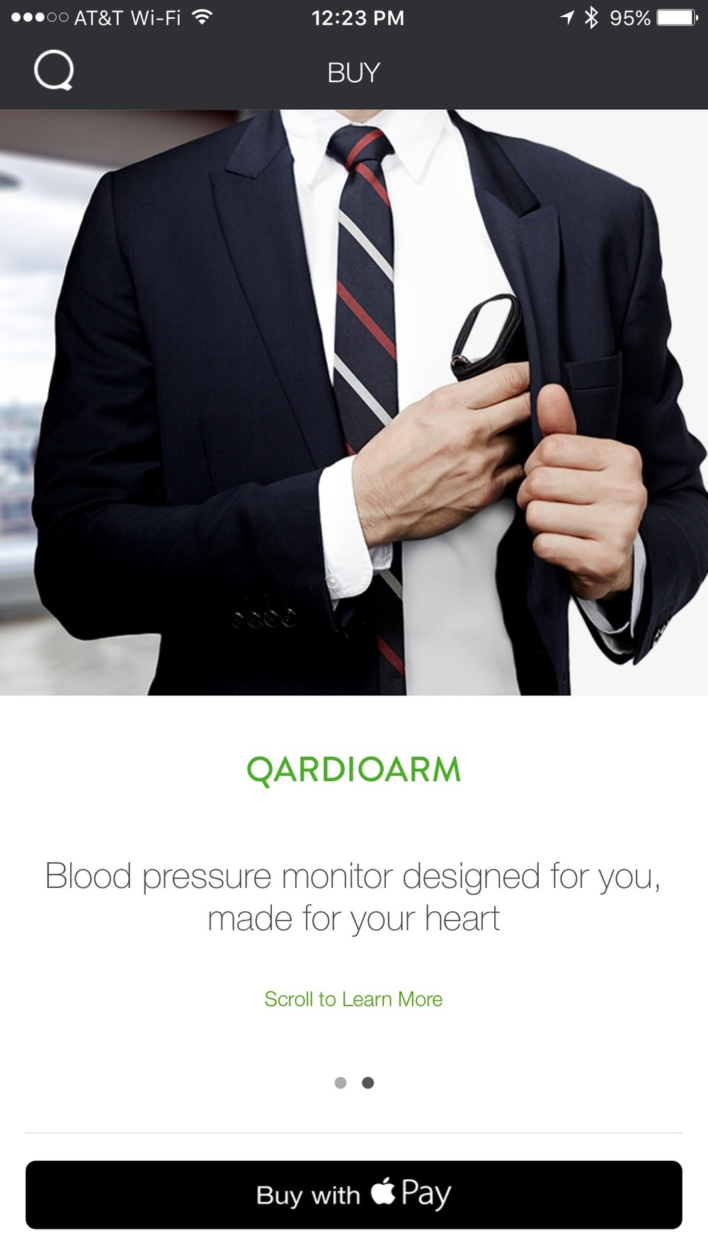 QardioArm Buy Now