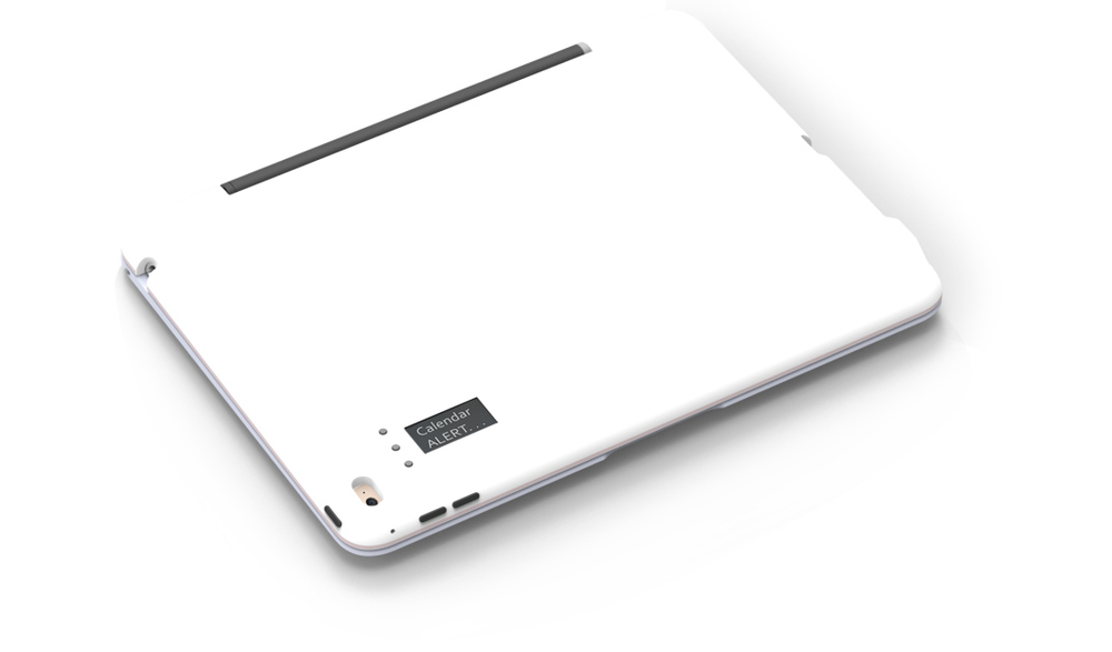 ClamCase Prompt for iPad Air 2. Image courtesy of Incipio.