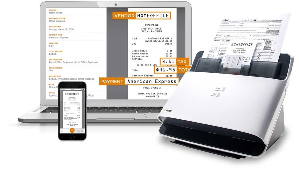 neat receipt scanner for mac review