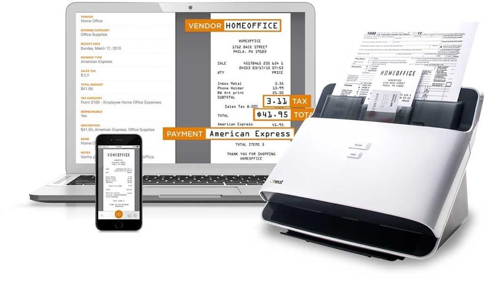 NeatDesk For Mac Makes It Easier To Go Paperless