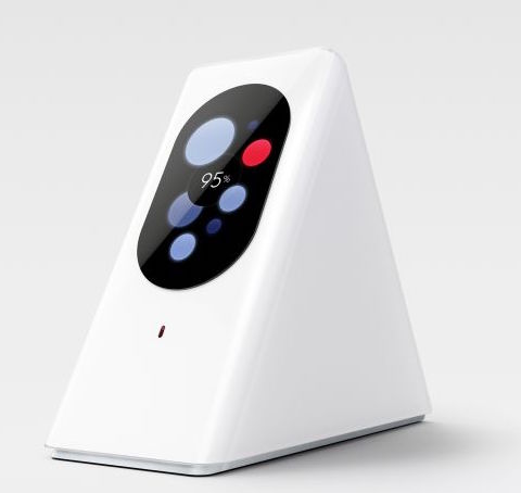 Starry Station router