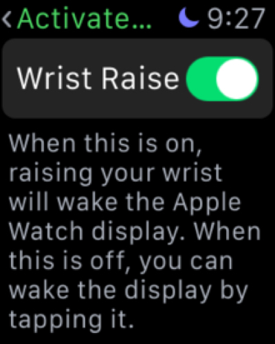 How to keep apps open on your Apple Watch screen