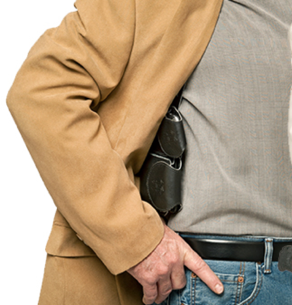 Tek Holster lets you 'pack an iPhone' in style and comfort