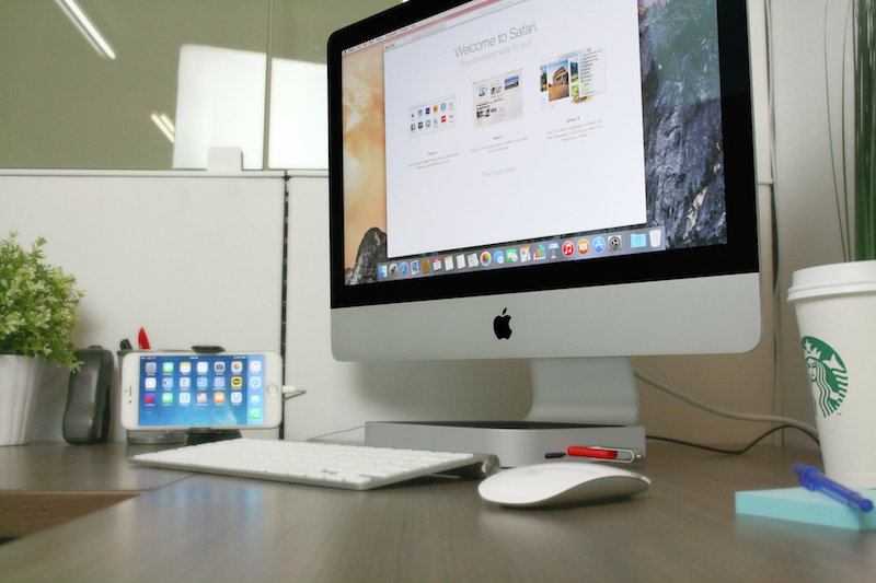 Exogear ExoHub adds USB ports, SDXC card reader to iMac: An Apple World Today Top Pick