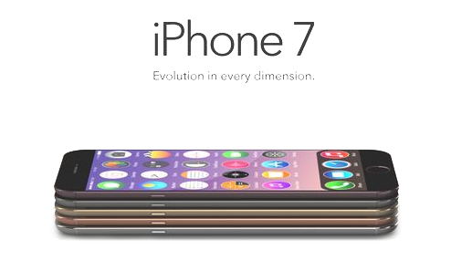 This fan mockup of an iPhone 7 is courtesy of dailytech.com.