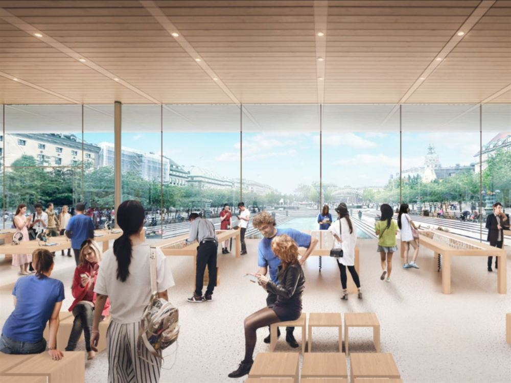 Image:  Apple and Foster+Partners, via Expressen.se