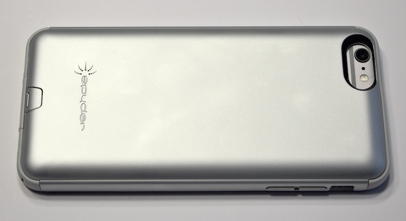 Spyder PowerShadow for iPhone 6 Plus/6s Plus. Photo ©2016 Steven Sande