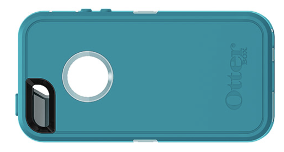 OtterBox defender series case in morning mist