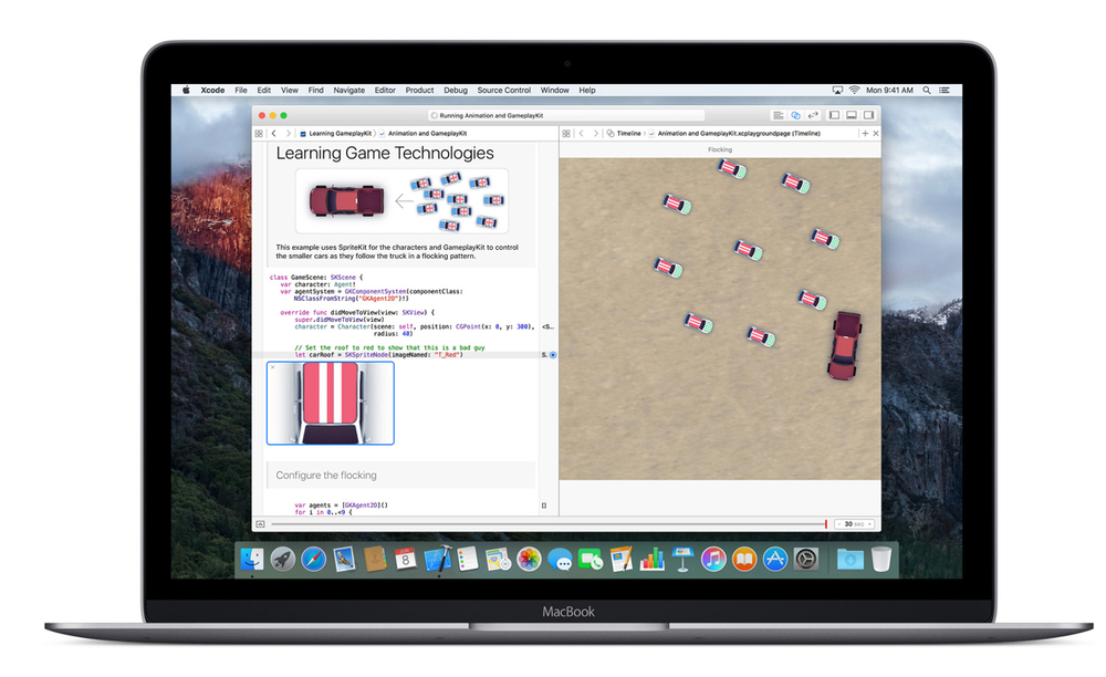 Apple's Swift may become a 'first class' programming language for