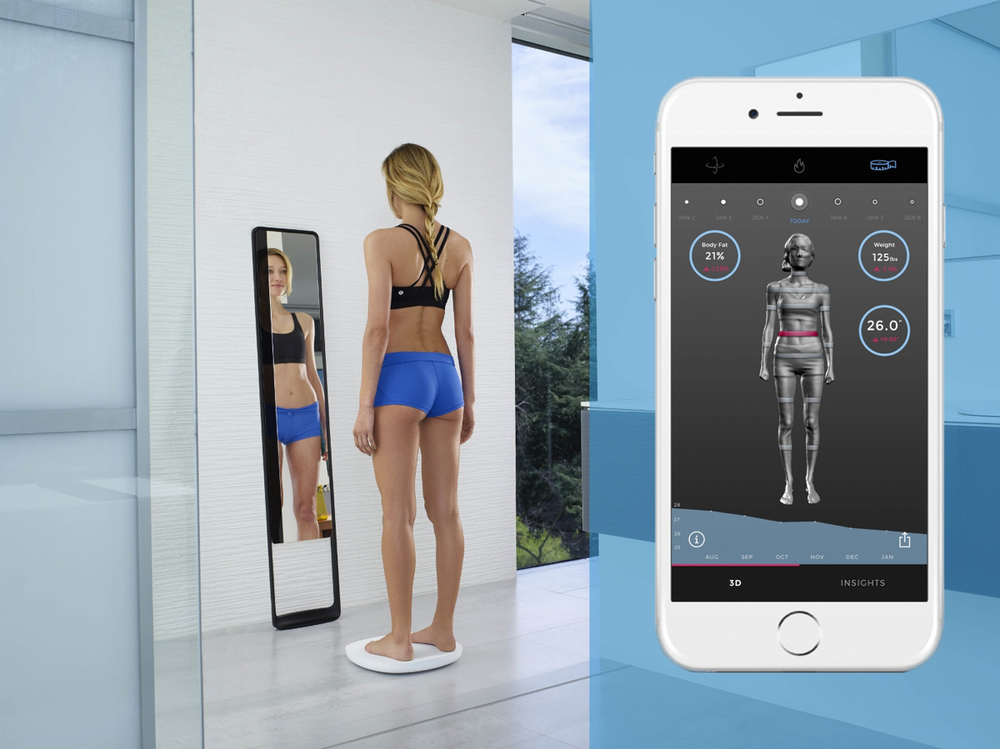3d Scanner App >> Are You Ready To Get Naked Upcoming 3d Fitness Tracker Will Be Ios