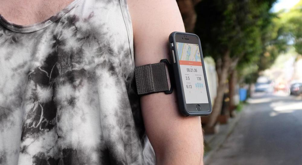 Moshi Endura Case and Armband