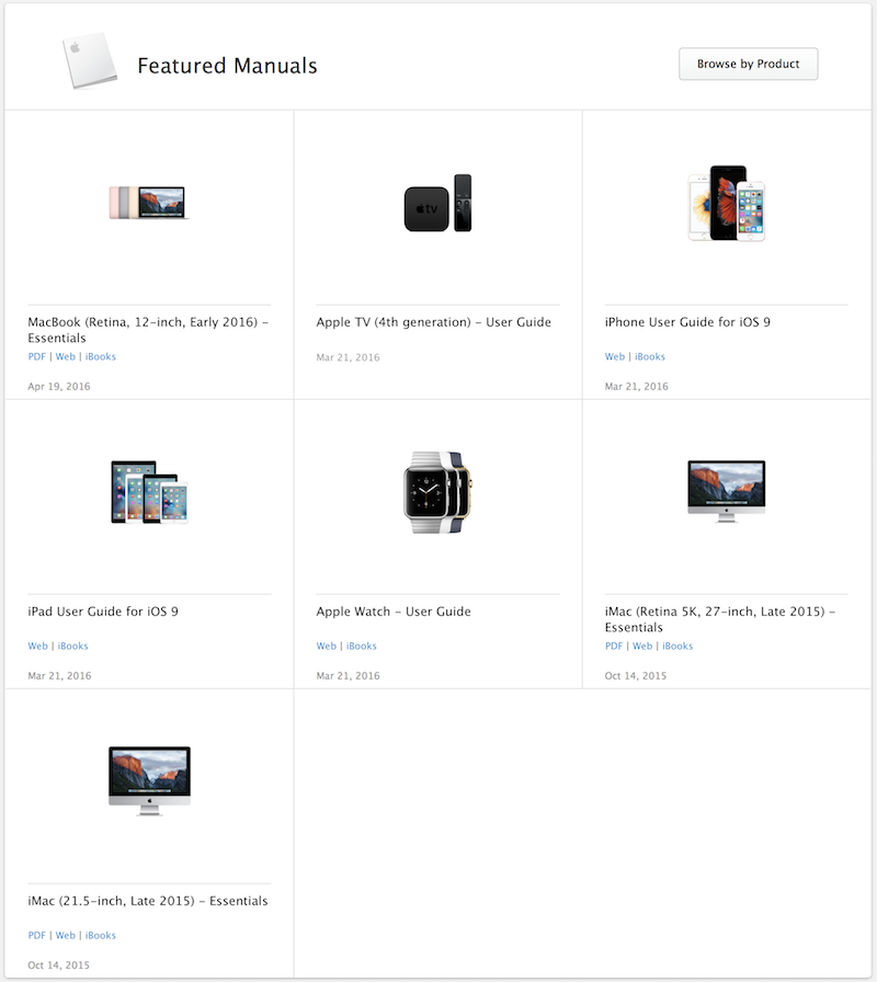 how to get a user manual for your apple product apple world today rh appleworld today Apple iMac 21.5 imac owners manual download
