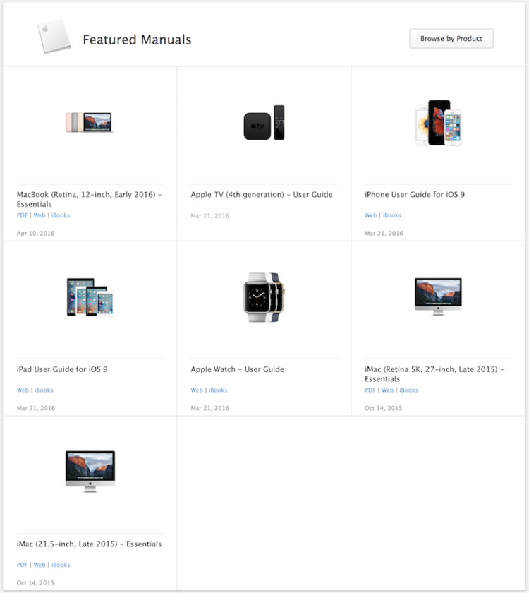 How To Get A User Manual For Your Apple Product Apple World Today