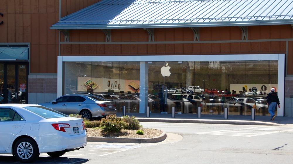 Aspen Grove Apple Store: May, 2016
