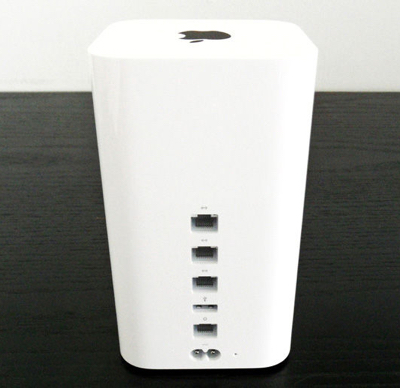 AirPort Extreme and AirPort Time Capsule updates could be coming