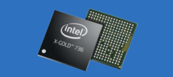 Intel XMM 7360 LTE Modem