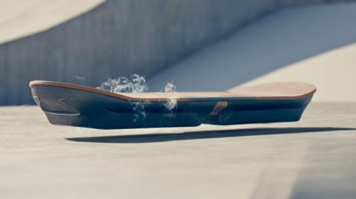 Apple's next big thing? How about the Apple Hoverboard?
