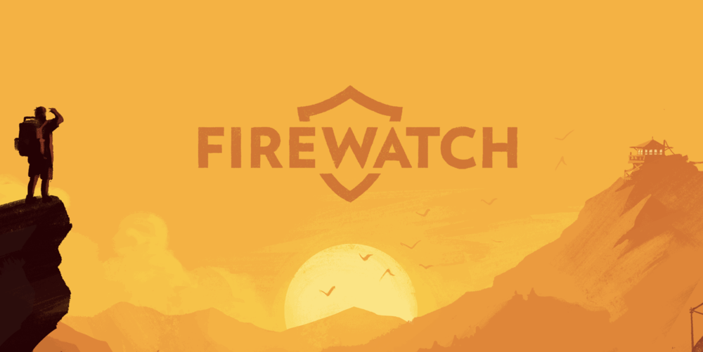 Image from the Firewatch game website. Buy the game for Mac!