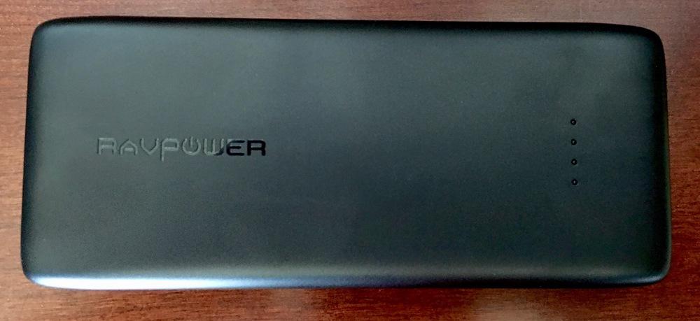 RAVPower Ace Series 22000mAh External Battery Pack. Photo©2016, Steven Sande