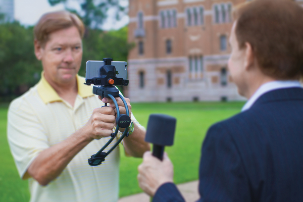 save off e59e8 52a4a Steadicam Smoothee for the iPhone works, but requires lots of ...
