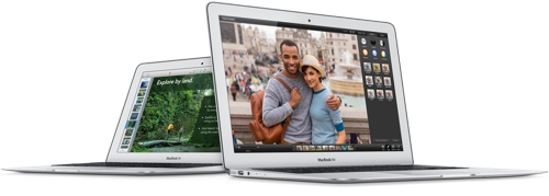 Macs account for three of the top 10 laptops recommended for students by SpecOut