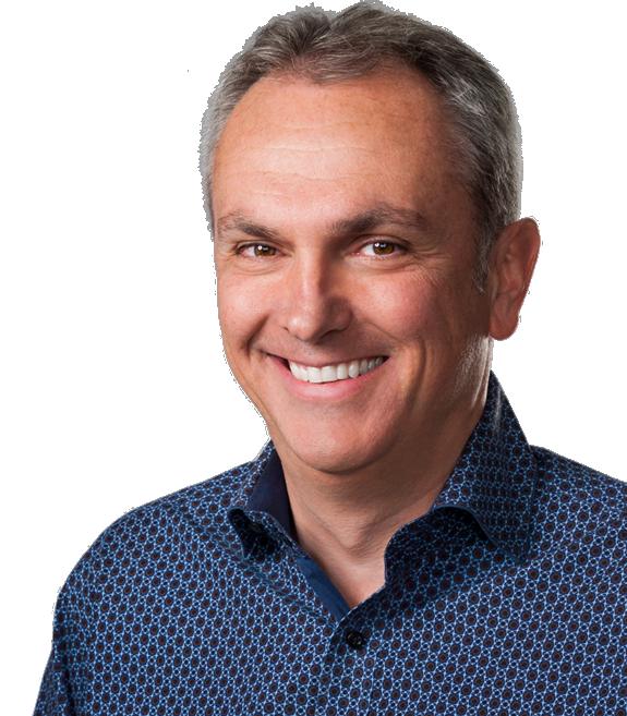 Apple CFO Luca Maestri. Photo via Apple