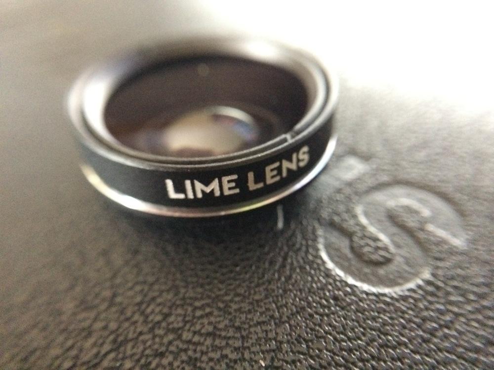Wide-angle Limelens