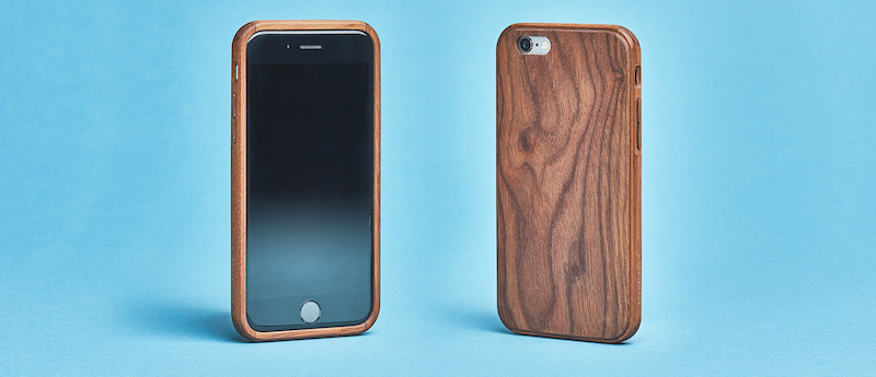 Grovemade Walnut iPhone 7 Case
