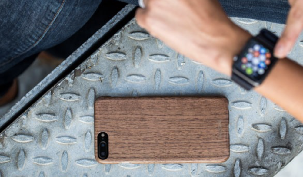 Pad & Quill Woodline Case for iPhone 7 Plus