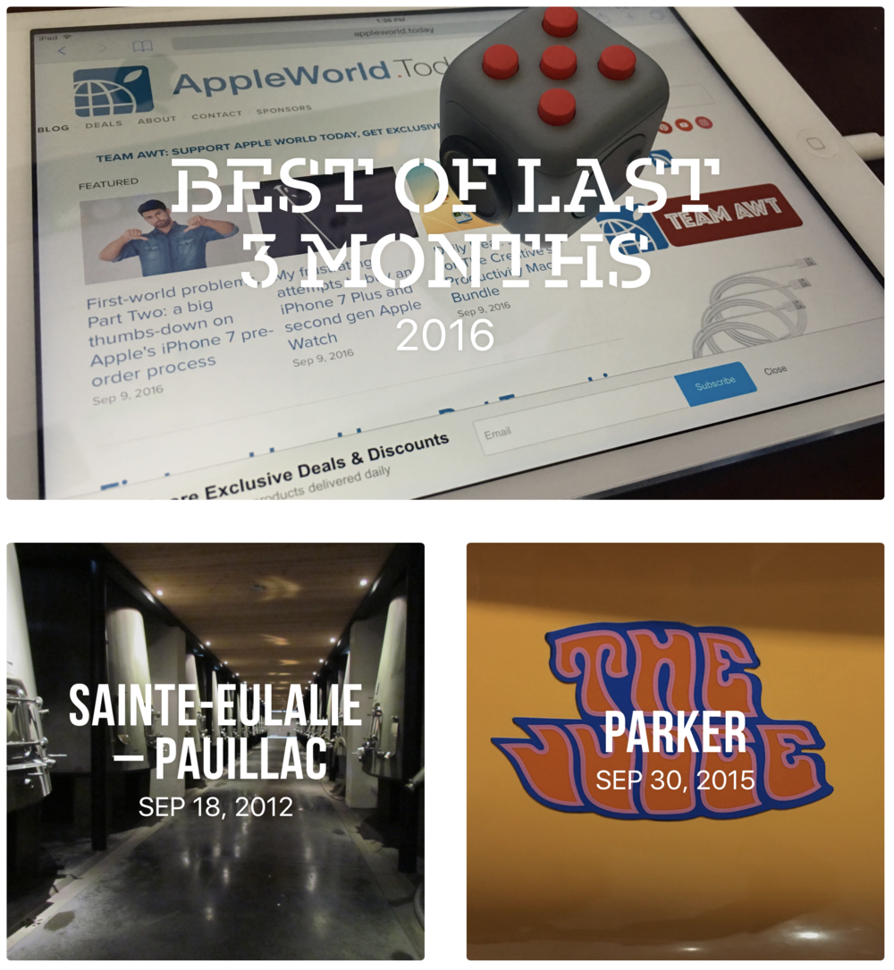 The Memories Feature in macOS Sierra's Photos app