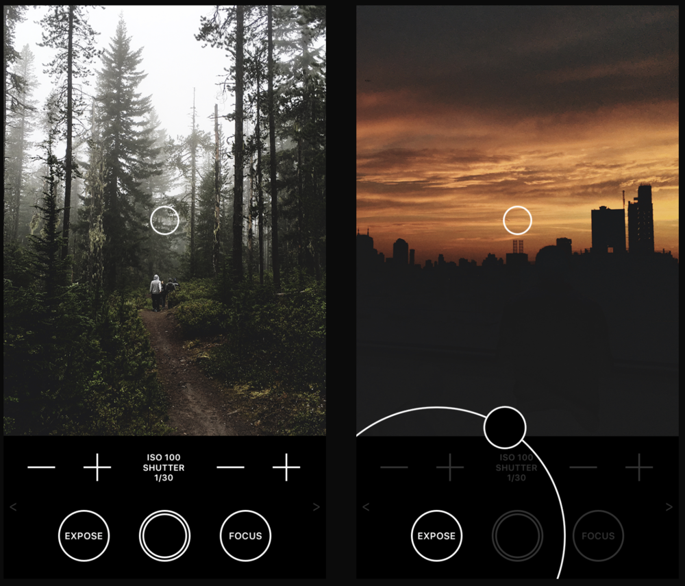 Obscura: Shoot RAW images with your iOS 10 iPhone